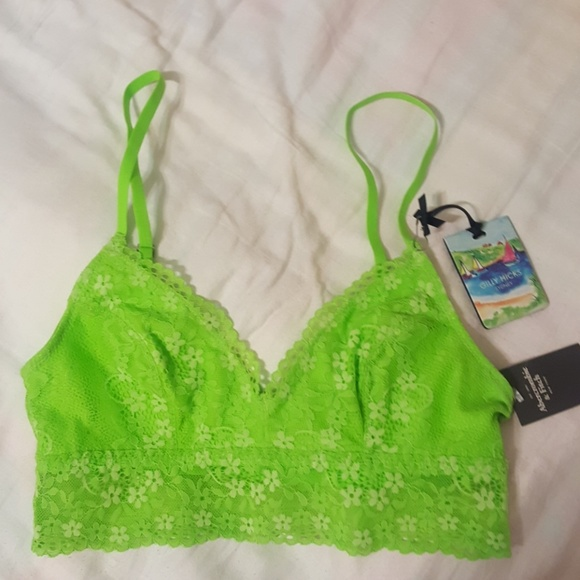 cdb3edbfdc Gilly Hicks Sydney unlined bralette XS